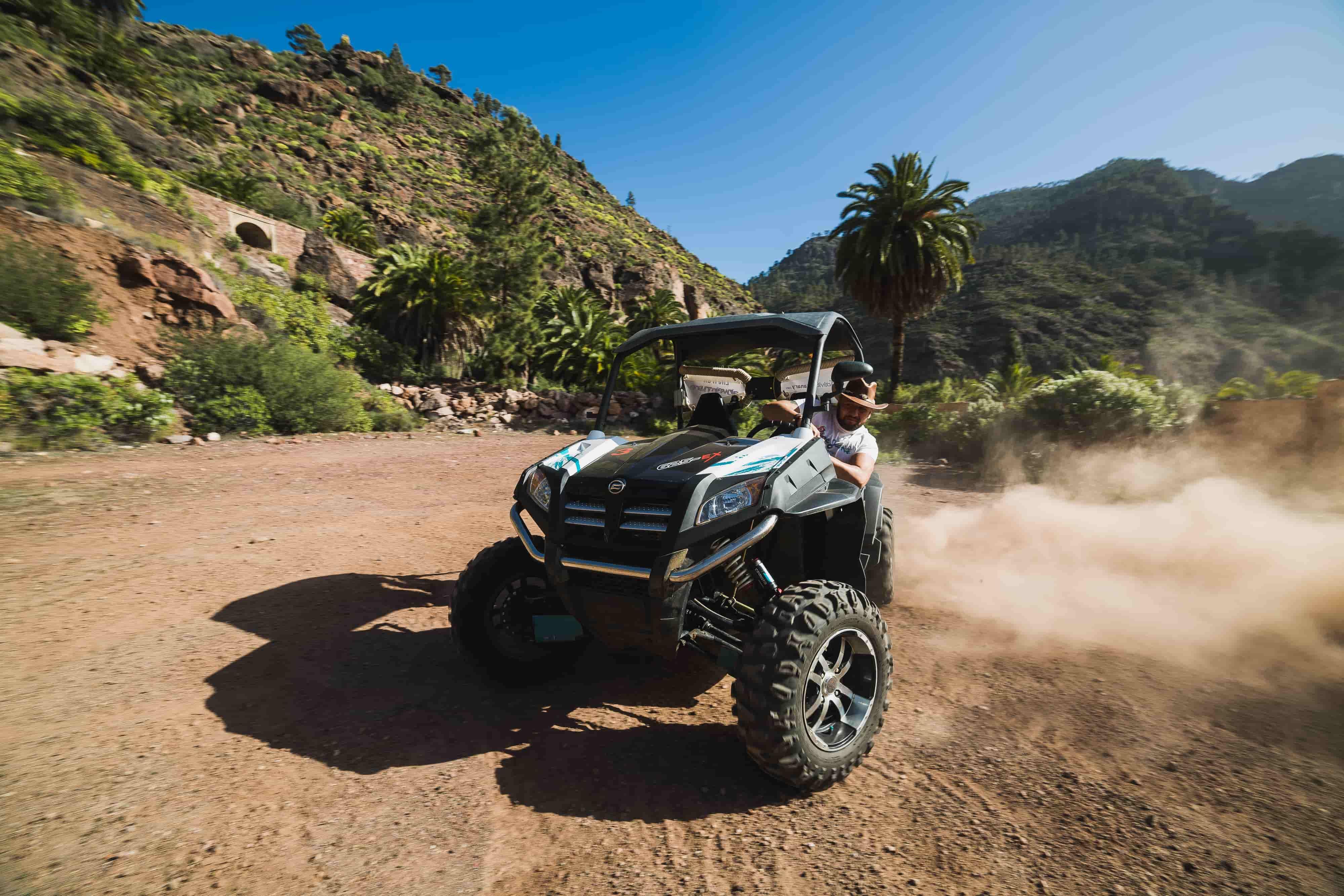 Ruta combinada en buggy – Agaete/El Hornillo